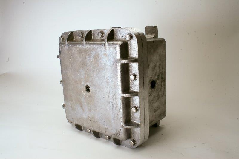 Fundição em areia verde – Caixa de Passagem à Prova de Explosão