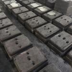 Peças fundidas em bronze
